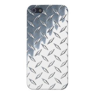Caja de la placa iPhone4 del diamante iPhone 5 Cobertura