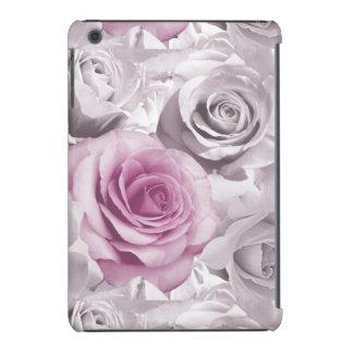 Caja de la retina del iPad del rosa rosado y Fundas De iPad Mini Retina