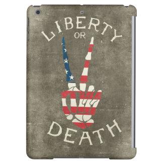 Caja de la tableta de la libertad o de la muerte