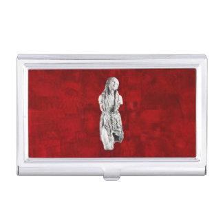 Caja de la tarjeta de visita de Maria Magdalena Caja De Tarjetas De Visita