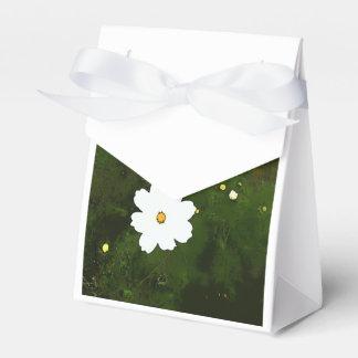Caja de la tienda de las margaritas del verano cajas para regalos