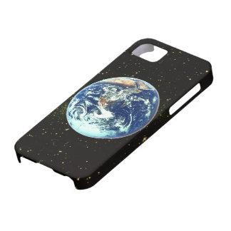 Caja de la tierra funda para iPhone SE/5/5s