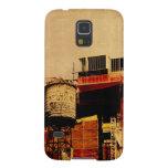 caja de la torre de agua de Nueva York Carcasas De Galaxy S5