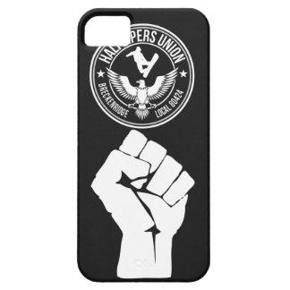 Caja de la unión de los Halfpipers de Breck iPhone 5 Carcasa