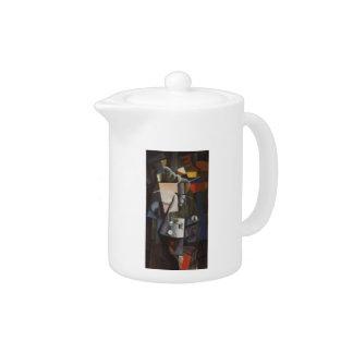 Caja de la vanidad de Kazimir Malevich-