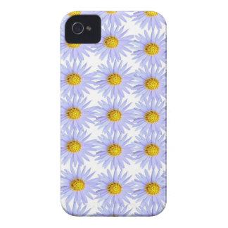 Caja de las flores de la margarita Case-Mate iPhone 4 carcasa