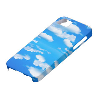 Caja de las nubes de Iphone 5/5s iPhone 5 Carcasas