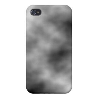 Caja de las nubes de tormenta iPhone 4 protectores