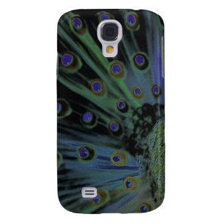 Caja de las plumas del pavo real para el iPhone 3G