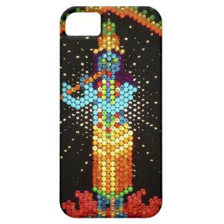 Caja de Lite Brite Krishna Iphone 5 iPhone 5 Case-Mate Cárcasas