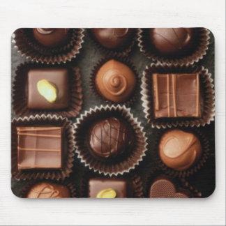 """¡""""Caja de los chocolates"""" Mousepad para su ordenad"""