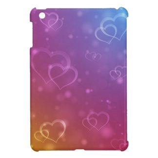 Caja de los corazones de la tarjeta del día de San