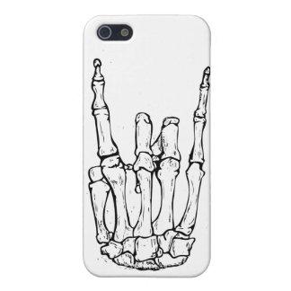 Caja de los cuernos iPhone 5 carcasas