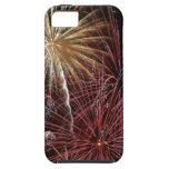 Caja de los fuegos artificiales iPhone-5 iPhone 5 Case-Mate Protectores