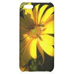 Caja de los girasoles iPhone4 de las abejas N