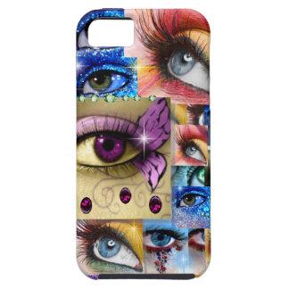 caja de los ojos iPhone5 - SRF iPhone 5 Carcasas