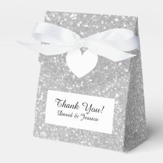 Caja de lujo del favor del boda del estilo del caja para regalo de boda