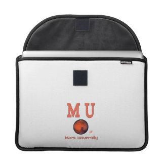 Caja de MacBook de la universidad de Marte Funda Para Macbooks