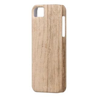 Caja de madera ligera del iPhone 5 de la cubierta  iPhone 5 Cobertura