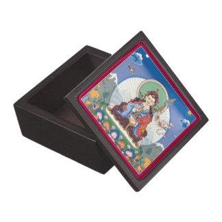 CAJA DE MADERA - Padmasambhava Guru Rinpoche Cajas De Joyas De Calidad