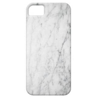 Caja de mármol blanca de lujo del iPhone iPhone 5 Funda