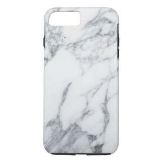 Caja de mármol del teléfono funda iPhone 7 plus