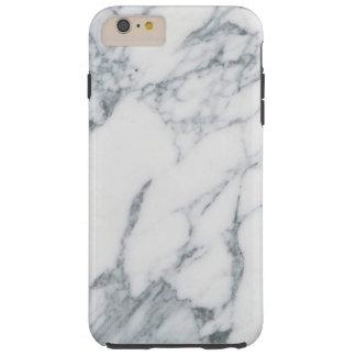 Caja de mármol del teléfono funda para iPhone 6 plus tough