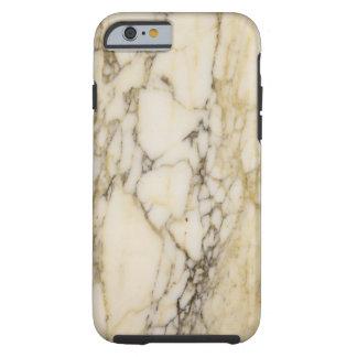 Caja de mármol del teléfono funda resistente iPhone 6