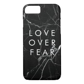 Caja de mármol negra del iPhone Funda iPhone 7