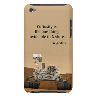 Caja de Marte Rover iTouch de la curiosidad iPod Touch Case-Mate Funda