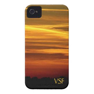 Caja de oro 4s del iPhone 4 de la inicial de la Funda Para iPhone 4 De Case-Mate