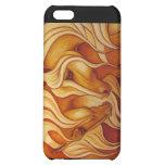Caja de oro del iPhone 4 de los caballos