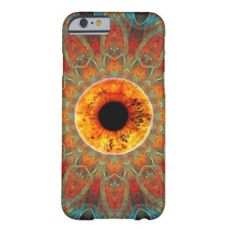 Caja de oro del iPhone 6 del tercer ojo del ojo