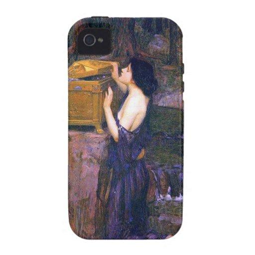 Caja de Pandora 1 Iphone 4 y caso 4s Case-Mate iPhone 4 Carcasa