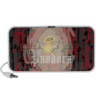 Caja de Pandora iPhone Altavoz