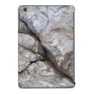 Caja de piedra del teléfono celular fundas de iPad mini retina