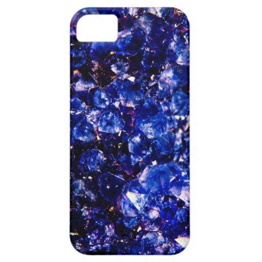 Caja de piedra violeta iPhone 5 Case-Mate fundas