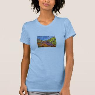 Caja de pinturas de dioses camisetas