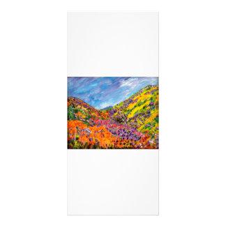 Caja de pinturas de dioses lona
