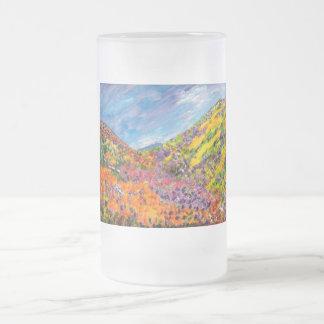 Caja de pinturas de dioses taza