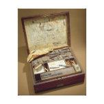 Caja de pinturas de John James Audubon Lienzo Envuelto Para Galerias
