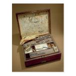 Caja de pinturas de John James Audubon Postales