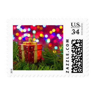 Caja de presentes sellos