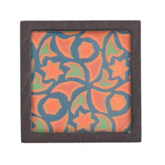 Caja de regalo atractiva con el modelo étnico cajas de regalo de calidad