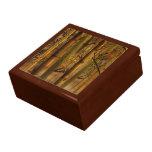 Caja de regalo de bambú del cielo