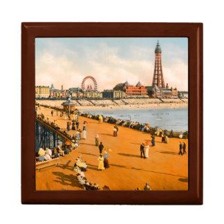 Caja de regalo de Blackpool Lancashire Inglaterra