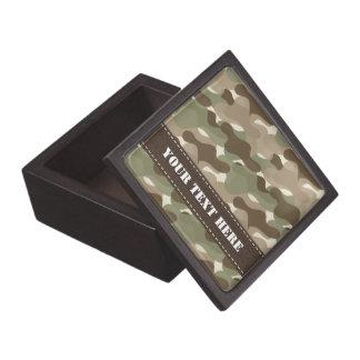 Caja de regalo de Camo del camuflaje Caja De Regalo De Calidad