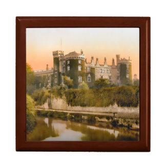 Caja de regalo de Irlanda del castillo de Kilkenny