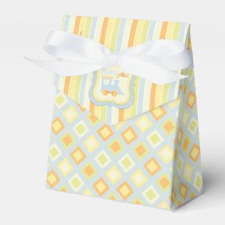 Caja de regalo de la fiesta de bienvenida al bebé caja para regalos