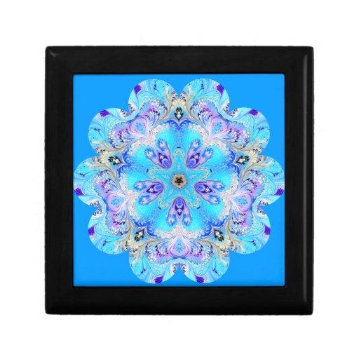 Caja de regalo de la flor del caleidoscopio
